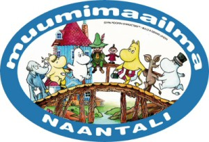 muumimaailma logo
