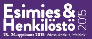 Esimies & Henkilöstö 2015